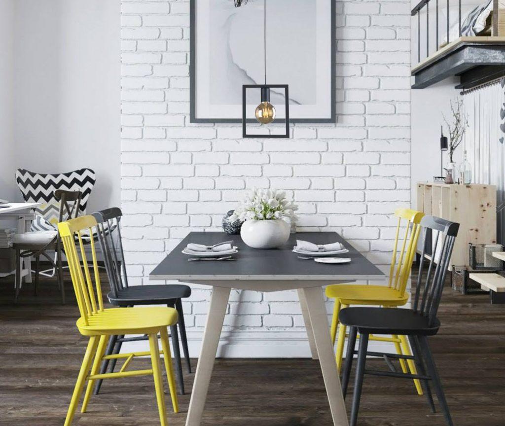 lampa-industrialna-z-żarówką-do-salonu-nad-stół